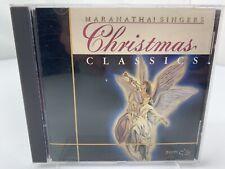 Maranatha Singers Christmas Classics CD