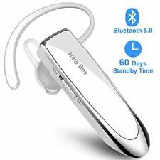 New Bee Bluetooth Earpiece Wireless Bluetooth Headset Handsfree in Ear with
