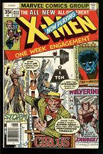 X-Men #111 - Mageneto - Very Fine+