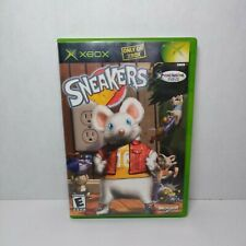 Sneakers (Microsoft Xbox, 2002) Complete - Tested - VGC