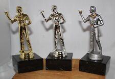 3er Serie Dart-Ständer(Pokal) Darter