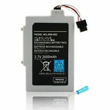 3.7V 3600mAh Replacement Rechargeable Battery Pack with Tool for Wii U GamePad