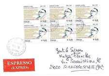 ITALIA REP. - 2004 - Centenario della nascita di Giorgio La Pira, blocco di sei
