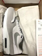"""NIKE Air Max 1 Premium """"Inside Out Wolf Grey"""" AirMax 1 Brand New Men's SIZE 13"""