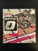 2019-20 Panini Donruss Optic NBA Mega Zion Williamson Doncic Ja Morant LeBron SP