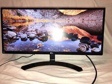 "LG 29"" IPS LED WFHD 21:9 UltraWide FreeSync Monitor 29UM60-P 5ms 75HZ 2560X1080P"