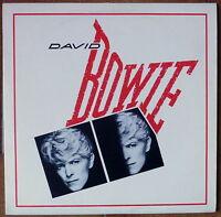DAVID BOWIE DISCO DOPPIO LP 2 LP 33 GIRI SERIOUS BUSINESS