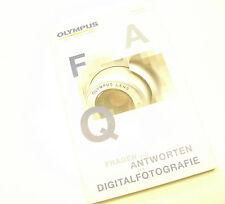 Olympus F A Q Fragen und Antworten zur Digitalfotografie