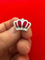 Vintage Ferrari Pininfarina Crown Badge Emblem Logo - Original Part