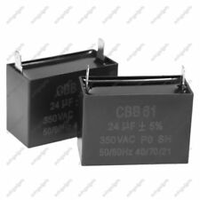 JDK Capacitor 24uF 24MFD 450 V AC 450 VAC CBB61 For 400/350/300/250VAC 50/60HZ