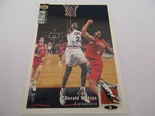 Carte NBA UPPER DECK 1994-95 COLLECTOR'S CHOICE FR #21 Gerald Wilkins Cleveland