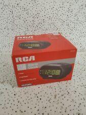 Rca Rcd20 Loud Alarm Clock For Heavy Sleepers 7 Inch Display