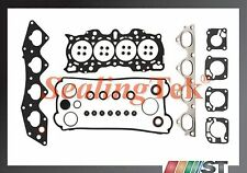 Fit 97-01 Honda CR-V 2.0L motor B20B4 B20Z2 Engine MLS Cylinder Head Gasket Set