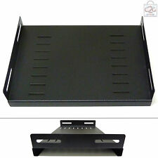 "10"" Miniline 200mm Universal Shelf Data Network Cabinet Rack Mount Lan Switch"