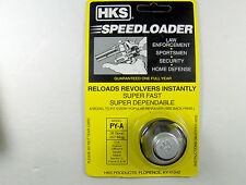 NEW  HKS Speedloader 38/357 Colt Python 6 Shot Free Shipping PY-A