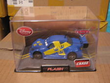 Disney Pixar Cars 2 Disney Store chase FLASH  W/ display