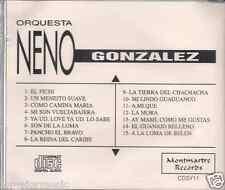 salsa rare CD ORQUESTA NENO GONZALEZ mi lindo guaguanco SON DE LA LOMA la mora