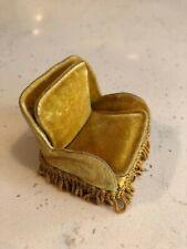 vintage Dolls House Arm Chair