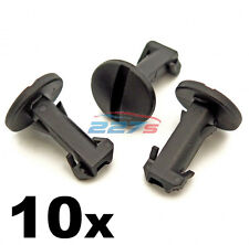 10x LAND ROVER DISCOVERY 4 & Range Rover FASCI EYE COVER Clip Paraurti Trim Clip