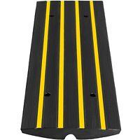 Car Driveway Curb Ramp Rubber Threshold Ramp cost-effective anti-slide