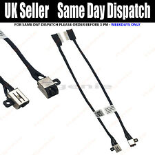 More details for 🔥dell inspiron 15 5000 5567 5565 bal30 dc jack power harness cable dc30100yn00