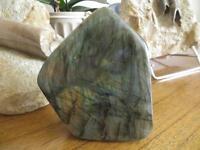 S.V.F - Labradorite Freeform 0.77kg - Polished with excellent colours