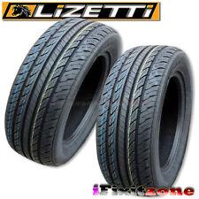 2 Lizetti LZ-ES2 205/60R15 91H All Season Performance Tires 205/60/15 New