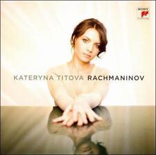 Kateryna Titova # Rachmaninov (Sony Classical) CD