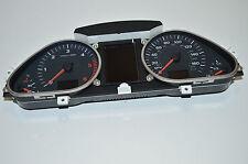 Audi A6 C6 04-11 3.0TDI SPEEDO METER INSTRUMENT CLUSTER CLOCKS 4F0920950L