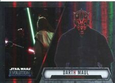 Star Wars Evolution 2016 Base Card #94 Darth Maul - Sith Apprentice