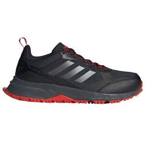 Adidas Rockadia Trail 3.0 Wide Men's Athletic Sneaker Black Hiking Running Shoe