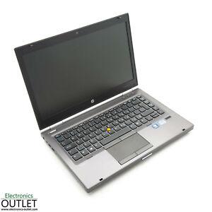 HP Elitebook 8470w Intel Quad Core i5 16GB 8GB 4GB RAM 1TB 512GB 256GB SSD USB3