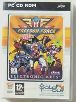 67514 - Freedom Force [NEW / SEALED] - PC (2002) Windows XP