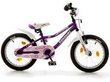16 Zoll Bachtenkirch Kinder Fahrrad Kawasaki Kuma Mädchenfahrrad lila