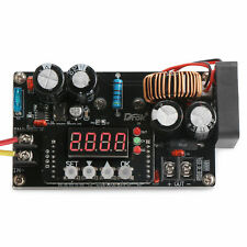 DC Numerical Control Buck 8A 400W Voltage Converter Volt Amp Dual LED Display