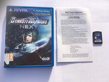 PAL ES - Dynasty Warriors : NEXT Para PlayStation Vita COMPLETO
