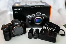 Sony Alpha ILCE-9 24.2MP Mirrorless Camera - Black (Body Only) /2 Batteries and