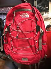 """THE NORTH FACE  Borealis Backpack Daypack ROSE RED  15"""" LAPTOP BAG reduced price"""