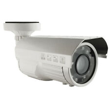 HD TVI 1080P 5~50 mm Long Range Weather-Proof Bullet Camera 2MP Varifocal
