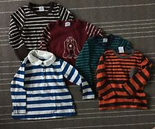 Lot Polarn o Pyret toddler boys clothing Shirts  92 1-2 Years Striped