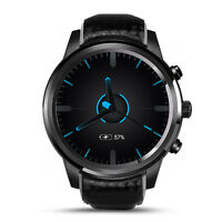 Lemfo LEM5 Bluetooth Wireless Deporte SIM GPS Reloj Inteligente For IOS Android