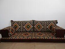 Arabic Majlis Sofa,Floor Seating,Cushion Covers,Arabic Floor Sofa ONLY COVERS !!