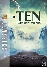 HISTORY Classics: The Ten Commandments DVD