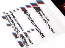 BMW M MPower Performance Motorsport Badge Sticker M3 M4 E21 E30 E36 E46 E90 X3