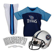 YOUTH MEDIUM Tennessee Titans NFL UNIFORM SET Game Day Football Costume Ages 7-9