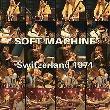 Soft Machine - Switzerland 1974 [CD]