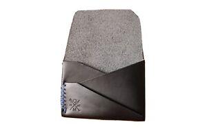 Open Sea Leather Gundeck wallet (Das Offene Meer)