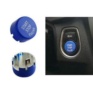 Engine Start Stop Button Cover for BMW F30 F10 F33 F15 F25 With Off Switch Cap