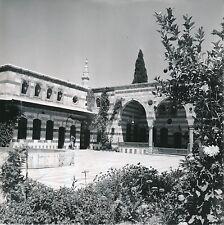 SYRIE c. 1960 - Palais Azem Grande Cour du Haremlik Damas  - Div 10191