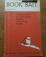 Book Bait compiled by Elinor Walker 1969 American Library Association